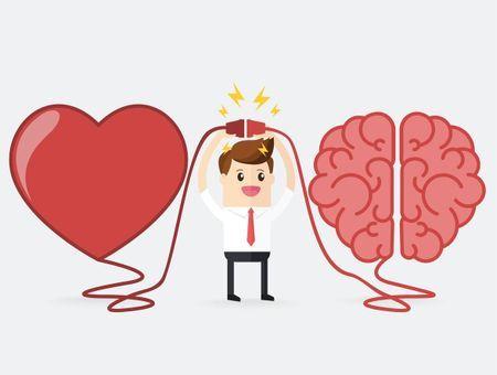 Ce qu'il se passe dans mon cerveau quand je tombe amoureux