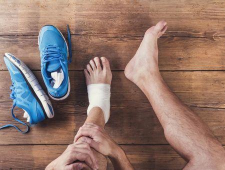 Activité physique intensive ? Attention à la fracture de fatigue