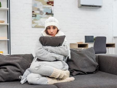 9 causes pour lesquelles vous avez toujours froid