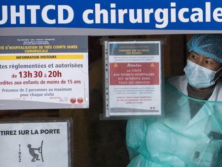 41 nouveaux malades franciliens sont arrivés en Bretagne par trains sanitaires