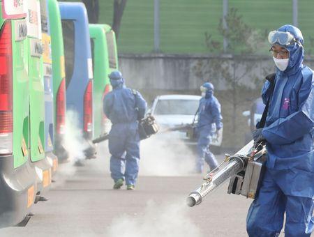 Coronavirus : 52 nouveaux cas en Corée du Sud, le bilan monte à 156