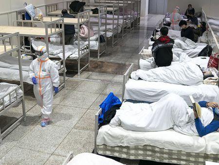 Coronavirus: plus de 560 morts, la Chine en mal de lits