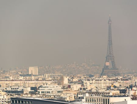 Covid et pollution de l'air, entre beau fixe et relation toxique