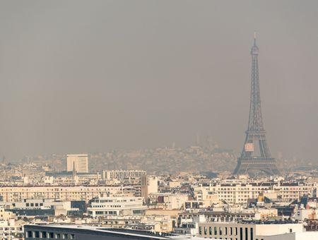 Covid et pollution de l'air, entre beau fixe et relation toxique