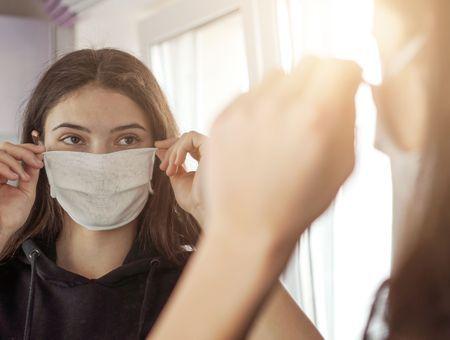 Le masque n'entraîne pas d'intoxication au CO2, même chez les personnes avec des maladies pulmonaires