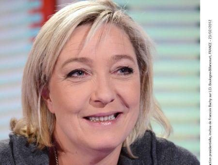 Présidentielles : Projet santé de Marine Le Pen
