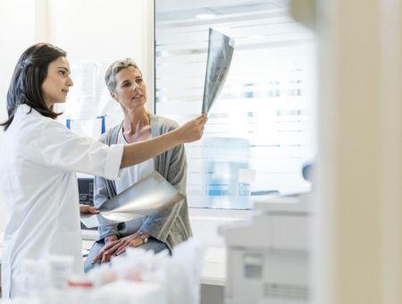 Examens de suivi de la polyarthrite rhumatoïde