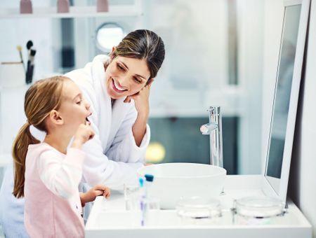 Brosse à dents pour enfants : quelle brosse pour quel âge ?