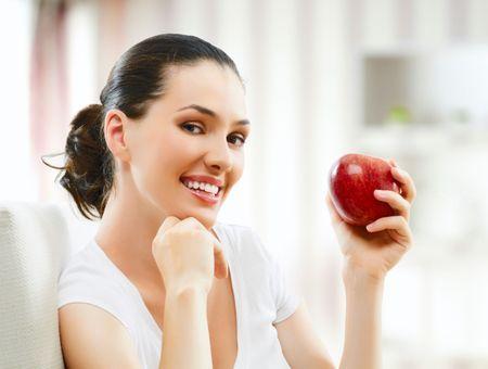 Une alimentation saine pour de bonnes dents