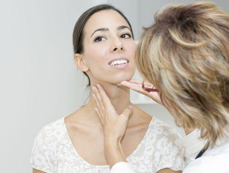Les principaux symptômes d'un dérèglement thyroïdien