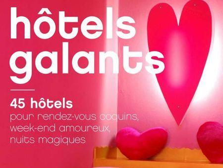 Rendez-vous coquins à l'hôtel !