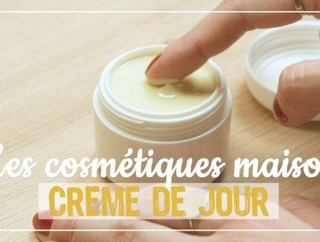 Crème de jour pour peau sèche