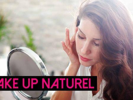 Make-up : comment paraître naturelle ?