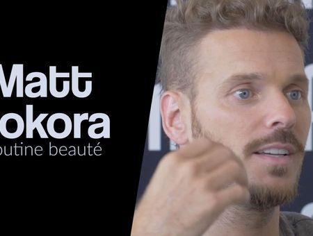 "La routine ""beauté"" de Matt Pokora"