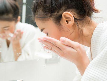 Beauté : les bienfaits de l'eau froide