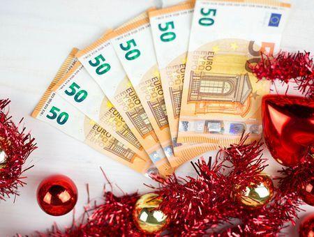 2,5 millions de ménages profiteront d'une prime de Noël
