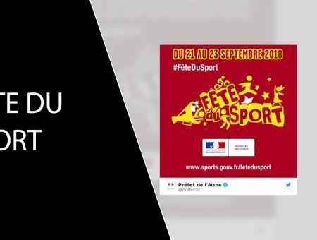 Fête du Sport - 1ère édition