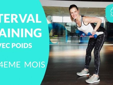 Perte de poids – Interval Training  4ème mois