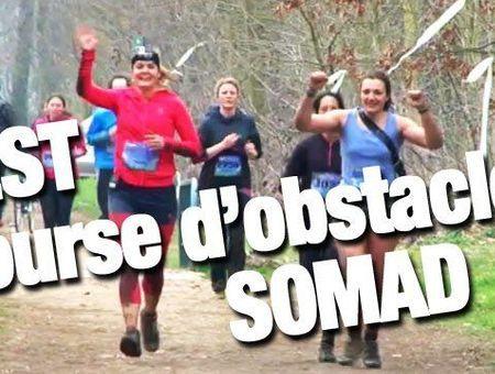 On a testé : la course d'obstacles SoMAD