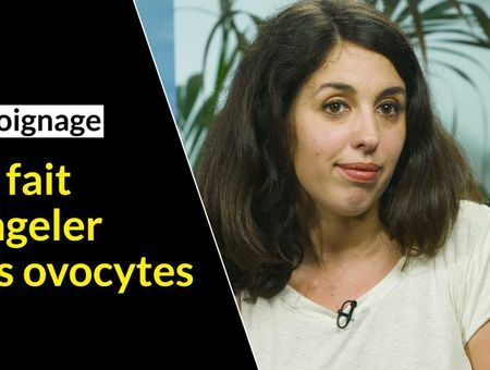 J'ai fait congeler mes ovocytes – Témoignage de Myriam Levain