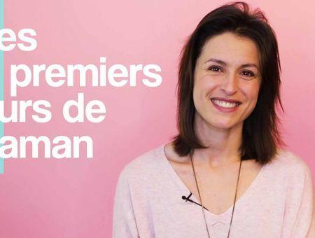 Julie nous raconte ses 10 premiers jours maman