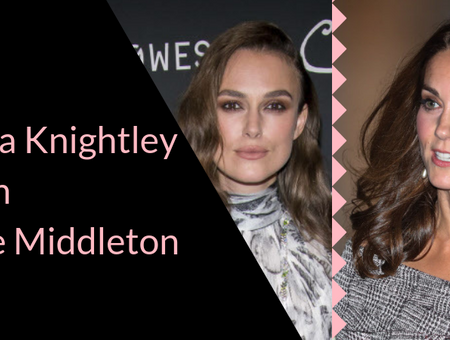 Keira Knightley dénonce l'apparence post-accouchement de Kate Middleton