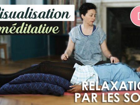 Visualisation méditative (10 min) – Le cercle des sons