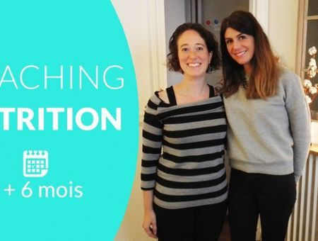 6 MOIS POUR MINCIR – 9ème Coaching Nutrition J+ 6 mois