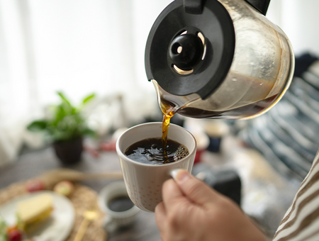 5 signes que vous buvez trop de café