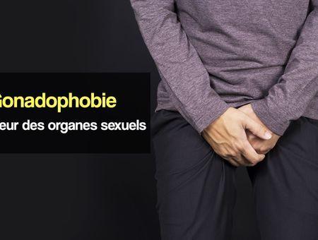 La gonadophobie ou la peur des organes sexuels
