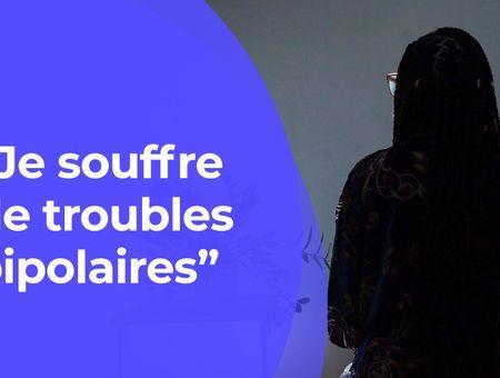 """Troubles bipolaires : """"les gens sont dans l'incompréhension totale"""""""