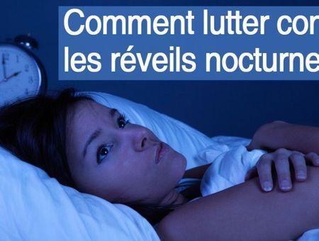 Comment lutter contre les réveils nocturnes ?