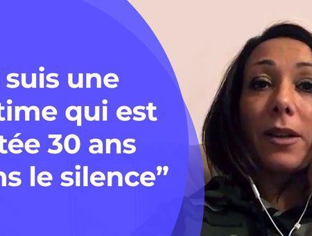 """Sarah Abitbol : """"Je suis restée 30 ans dans le silence"""""""