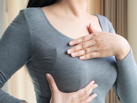 Une boule ou une lésion au niveau du sein, c'est forcément un cancer ?