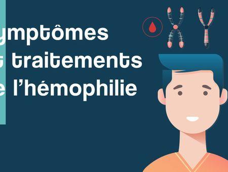 Hémophilie - Causes, symptômes, traitements