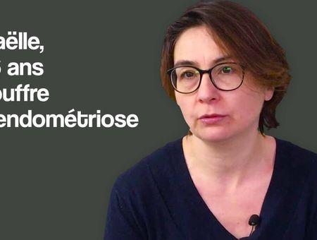 Endométriose : témoignage poignant de Gaëlle