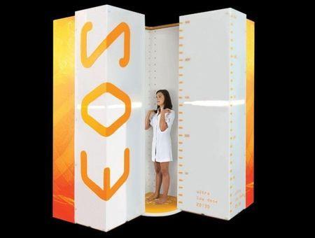 EOS : système d'imagerie médicale moins irradiant