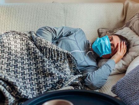 Coronavirus : que faire si quelqu'un est malade dans la famille ?