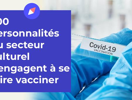 200 personnalités s'engagent à se faire vacciner