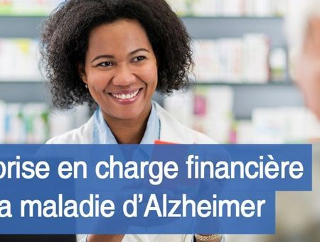 La prise en charge financière de la maladie d'Alzheimer