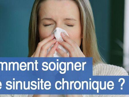Comment soigner une sinusite chronique ?