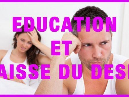 L'éducation : cause de baisse de désir (version 2) (Sylvain Mimoun)
