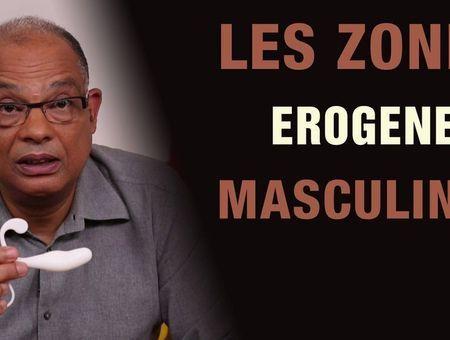 Les zones érogènes masculines