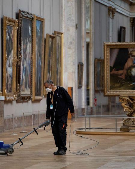 Les musées demandent à rouvrir même partiellement, mais très vite