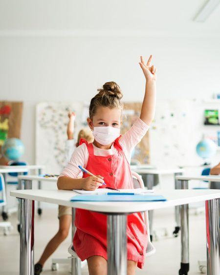 Coronavirus : en moyenne, un tiers de l'année scolaire perdue