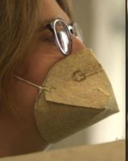 France: un masque en chanvre et biocompostable contre le Covid-19