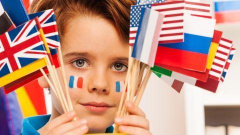 Comment familiariser son enfant aux langues étrangères ?