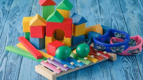 notre sélection de jouets Montessori