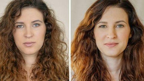 """""""Becoming a mother""""- 33 femmes photographiées avant et après la naissance de leur enfant"""