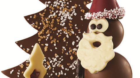 Chocolat de Noël : les meilleurs chocolats de Noël 2018